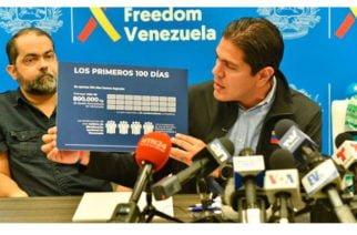 Han entrado a Venezuela 800 toneladas de ayuda humanitaria