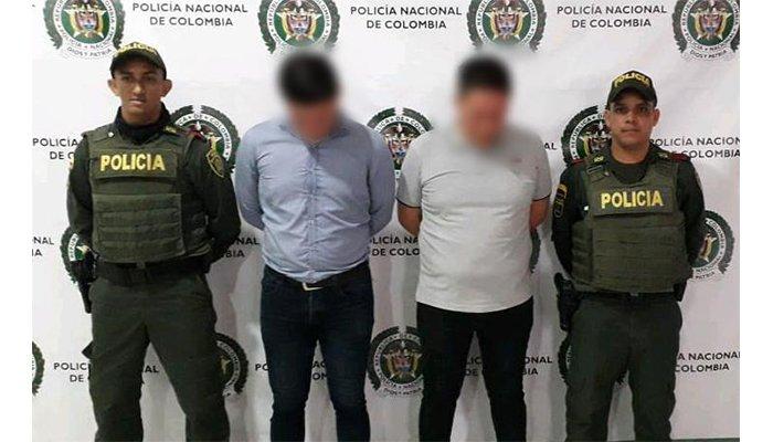Hombres que habían alterado varios cajeros en C.C Alamedas en Montería eran provenientes de Barranquilla