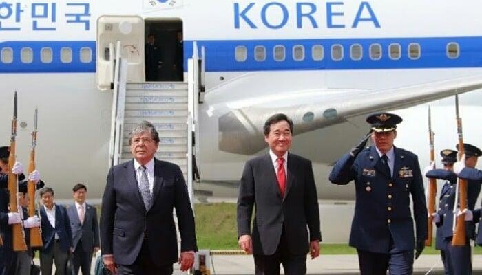 Primer Ministro coreano visitó Colombia en pro de relaciones bilaterales