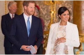 Inglaterra con nuevo heredero: Nació bisnieto de la reina Isabel II