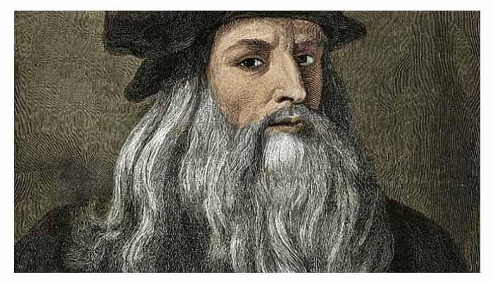 Investigan ADN de Leonardo da Vinci a través de un mechón de pelo