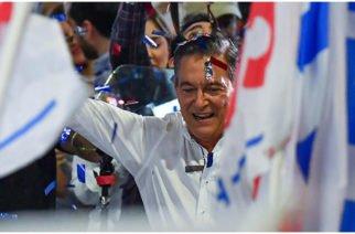 Laurentino Cortizo, nuevo presidente de Panamá