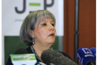 Magistrada de la JEP Patricia Linares afirma que no teme represalias de EE.UU. de no extraditar a Santrich