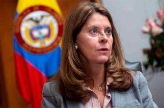 Marta Lucía afirma que Gobierno no ha pensado en Constituyente