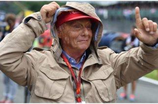 Muere a sus 70 años Niki Lauda, ex piloto de la Fórmula 1