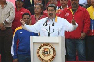 Nicolás Maduro propone adelantar elecciones legislativas para solucionar la crisis