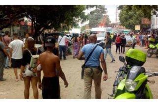 Pánico en frontera con Venezuela por detonación de artefacto explosivo