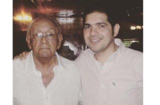 Papá del cantante Peter Manjarrés murió por causa de un paro cardiaco