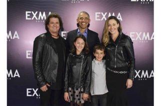 ¿Pagó Carlos Vives los 11 millones de pesos que costaba la foto con el expresidente Obama?