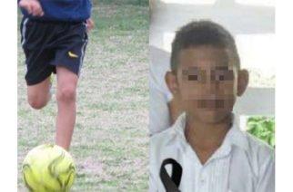 Pequeño de 10 años murió súbitamente en Sahagún mientras jugaba un partido de fútbol