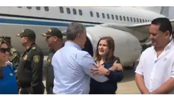 Presidente Duque ya está en Montería para viajar a Tierralta