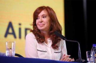 Se ratificó el primer juicio de Cristina Fernández en Argentina