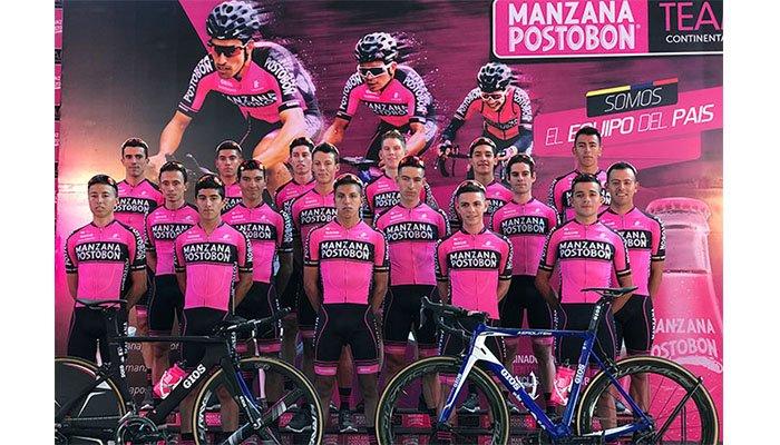 Team Manzana Postobón anunció su retiro de la escuadra ciclística