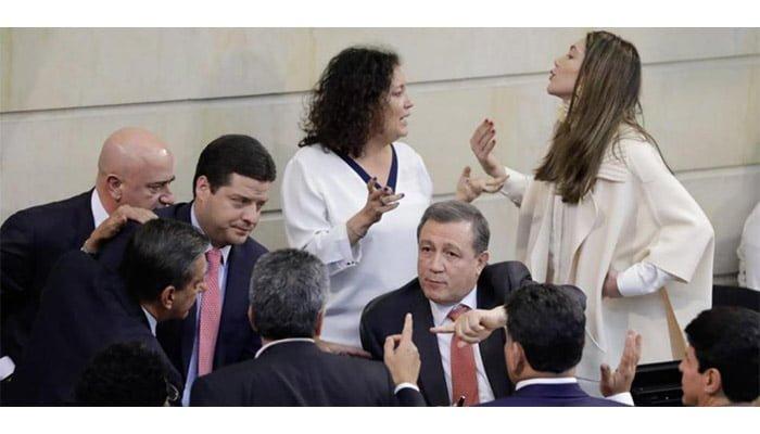 Tras hundirse en el Senado objeciones de Duque a la JEP quedan en manos de la Corte Constitucional