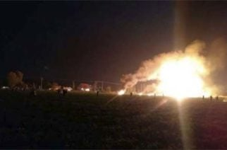Un ducto de petróleo explota en México durante robo de gasolina