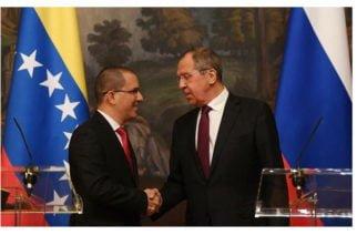 "Venezuela está ""lista"" para derrotar ataque militar de EE.UU, afirma canciller"
