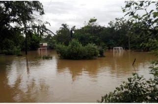 Video: Municipios de Buenavista, La Apartada y Planeta Rica inundados tras torrencial aguacero