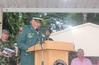 La Decimoprimera Brigada del Ejército tiene nuevo comandante