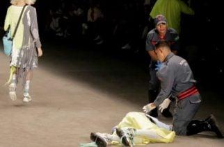 Autopsia del modelo brasileño que se desplomó en plena pasarela reveló que murió de enfermedad no diagnosticada