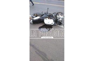 Una mujer perdió la vida en trágico accidente de tránsito cuando se dirigía a la iglesia