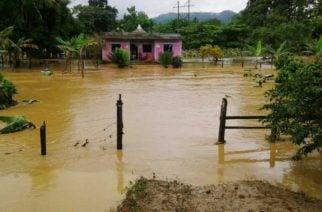Por desbordamiento del San Jorge Alcaldía de Buenavista estudia declarar calamidad pública