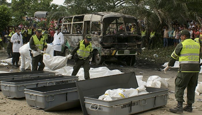 Conductor del bus donde murieron 33 niños en Fundación Magdalena fue capturado