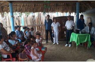 Juan Carlos Burgos beneficia a más de 400 personas en Puerto Escondido con exitosa brigada de salud