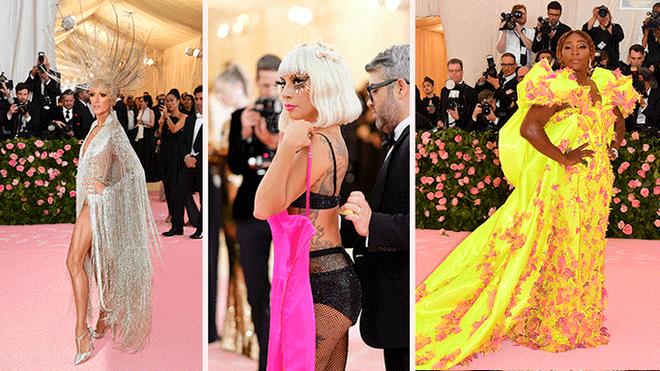 En fotos: Extravagantes y estrafalarios looks de las celebridades en el Met Gala 2019