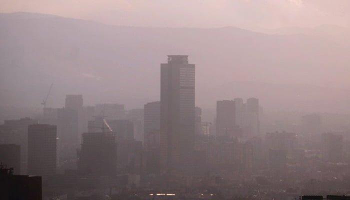 Ciudad de México se declara en contingencia ambiental por contaminación