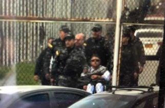 Tras recuperarse del shock por su nueva captura Santrich va directo a un bunker de la Fiscalía