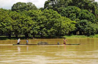 Ríos Sinú y Canalete en alerta roja por fuertes lluvias