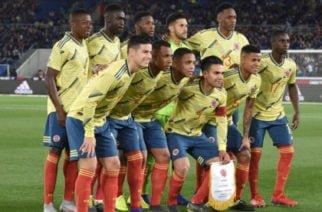 La Selección Colombia lleva 12 años invicta pasando a cuartos de final