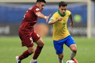 El VAR fue el gran protagonista del último encuentro de este martes en la Copa América