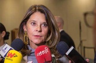 El país está «anegado al narcotráfico»: Vicepresidenta