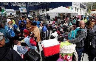 5.400 venezolanos entraron diariamente a Perú antes de la exigencia de visa