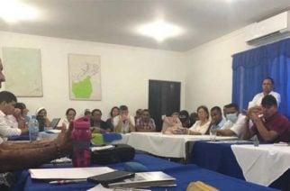 A puerta cerrada transcurre la reunión de la Comisión de Paz en Tierralta-Córdoba