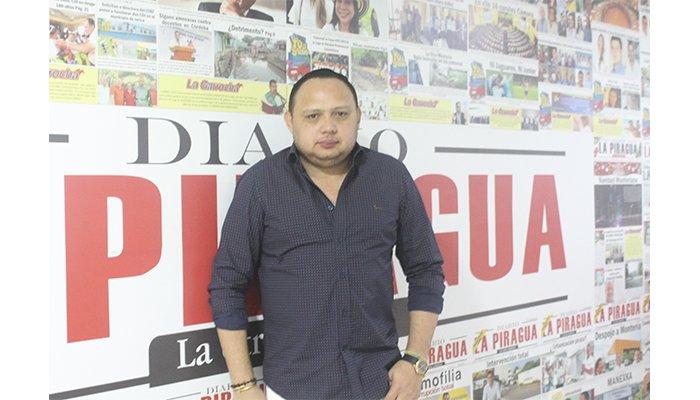 Alcalde Fabio Otero afirma que en Tierralta acecha la inseguridad por insuficiencia en el pie de fuerza