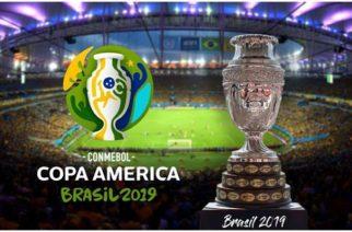 Así quedó el calendario de partidos de la Copa América 2019