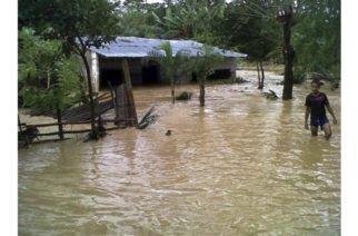 Ascienden a 4.700 las familias afectadas por inundaciones en Córdoba