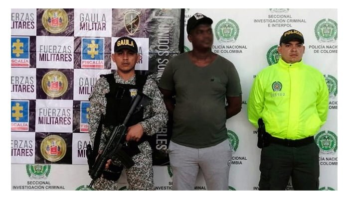 Cabecilla de sicarios del Clan del Golfo vinculado con asesinato de patrullero monteriano fue capturado