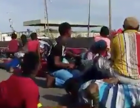 Reportan nuevo tiroteo entre irregulares y fuerzas de seguridad en la frontera colombo-venezolana