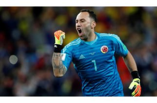 Colombia se enfrentará a Paraguay sin Ospina en la portería