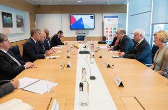 Colombia y el Reino Unido mantendrán flujos comerciales: Presidente Duque