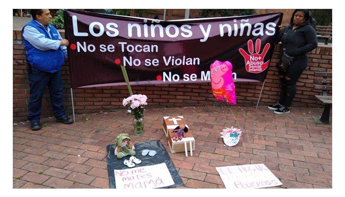 Cuatro meses,  de terror a familias de menores asesinados en Colombia