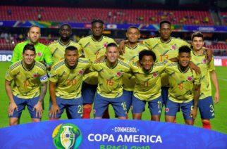 En un partido «de infarto» Duvan Zapata le dio la victoria a Colombia ante Qatar
