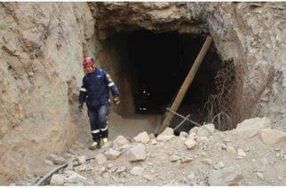 Derrumbe en mina de Chile deja un muerto y varios desaparecidos