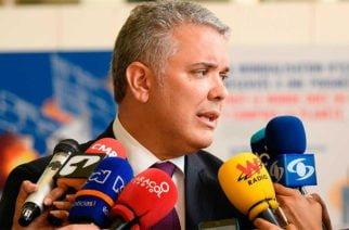 Duque anuncia mesa de coordinación para protección de excombatientes