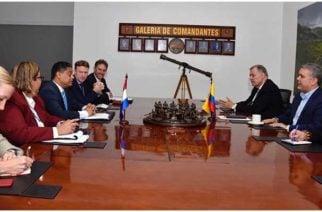 Duque pide a los países de la OEA seguir el ejemplo de Colombia y otorgar a venezolanos un 'estatus temporal de protección migratoria'