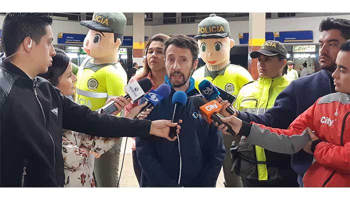 El exceso de velocidad es una de las principales causas de siniestralidad vial en Colombia: MinTransporte