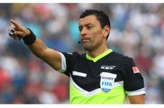 Este es el árbitro que regirá primer partido de Colombia ante Argentina en la Copa América